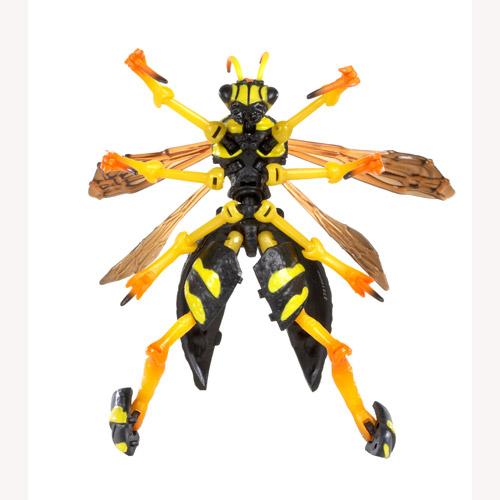 Боевые насекомые Nara - Оса (трансформер)