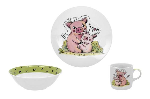 Детский набор Limited Edition Piggy C528