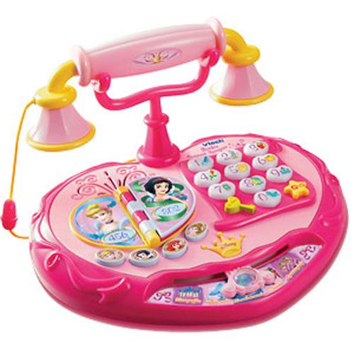 Игрушка развивающая - Телефон маленькой принцессы (музыкальная)