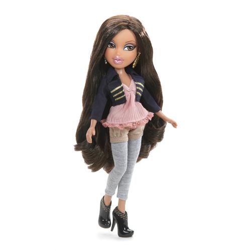 Кукла Bratz серии Модные штучки - Ясмин