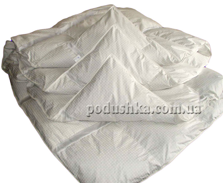 Одеяло пуховое IGLEN, 100% пух, климат-комфорт