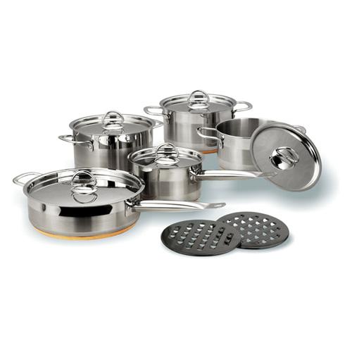 Набор посуды Vitesse VS-1020 (Ophelie) 12 предметов