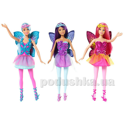 Фея Barbie из серии Сочетай и смешивай