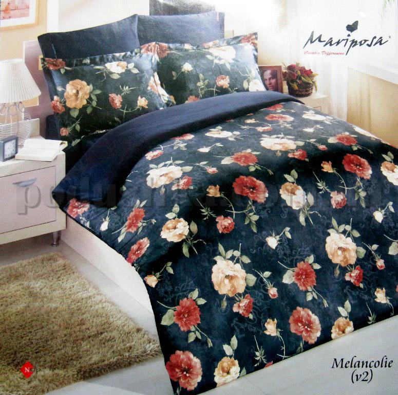 Постельное белье Mariposa Melancolie V2 black