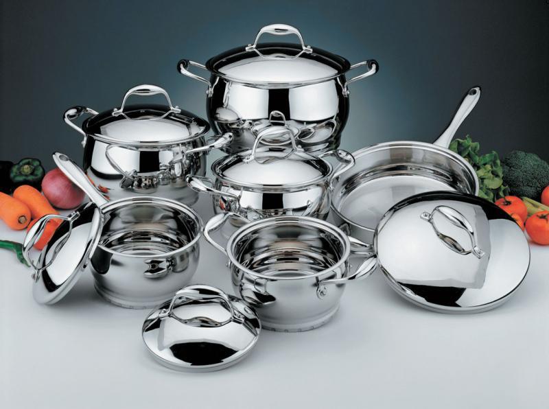 Посуда BergHOFF - набор 12 предметов Zeno   BergHOFF
