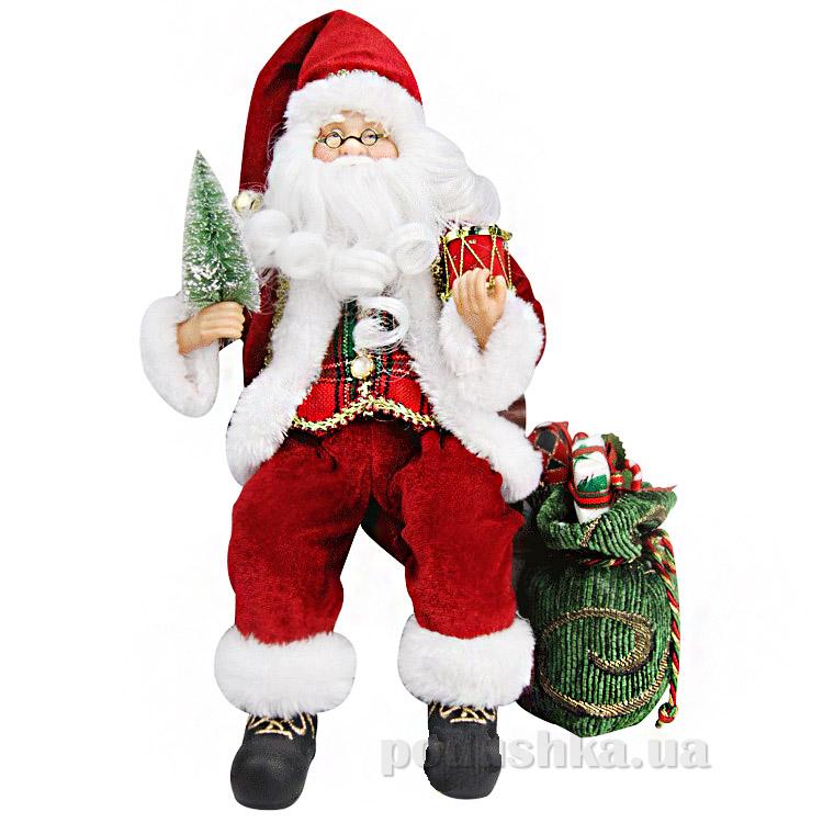 Фигурка Дед Мороз в кресле-качалке Angel Gifts F03R-W-RGRS-G3A12 RC