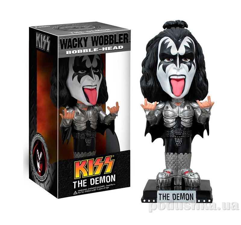 Фигурка Funko Kiss Gene Simmons The Demon Демон из Кисс, который кивает