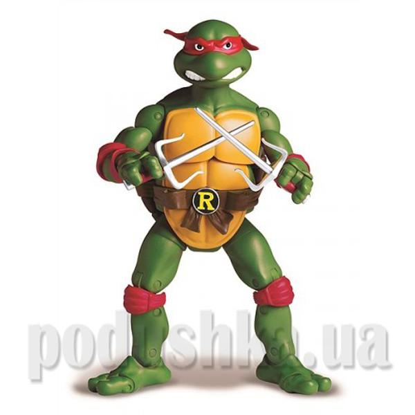 Фигурка серии Черепашки-Ниндзя Классические - Рафаэль (34 точки артикуляции, 15 см)