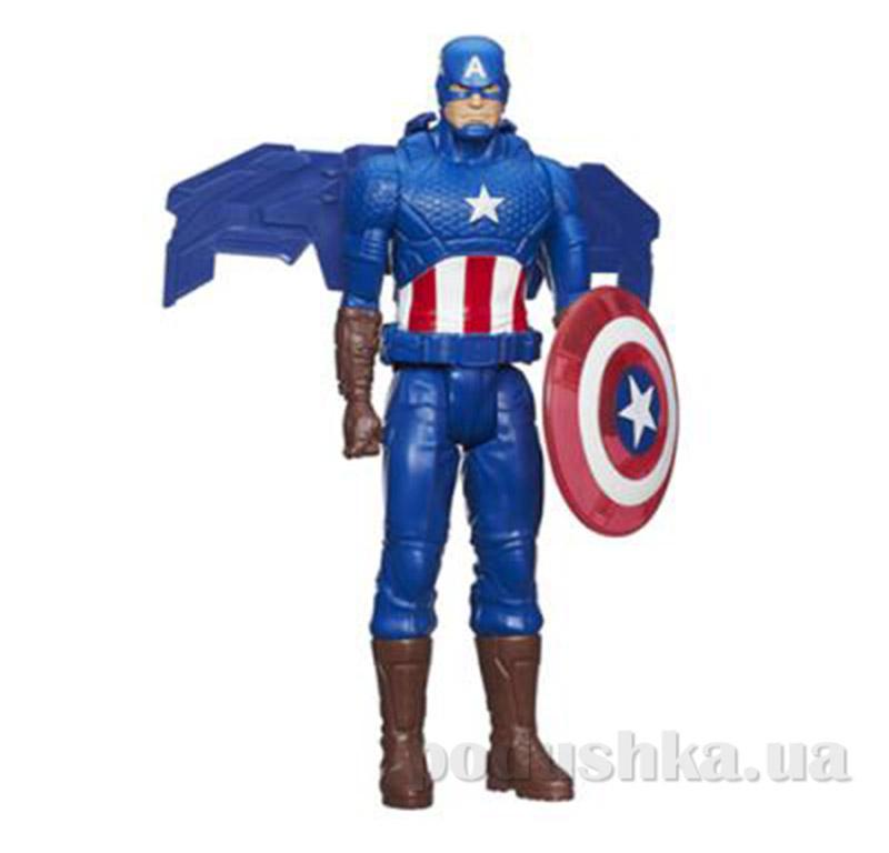 Фигурка серии Титаны AVN Капитан Америка Marvel