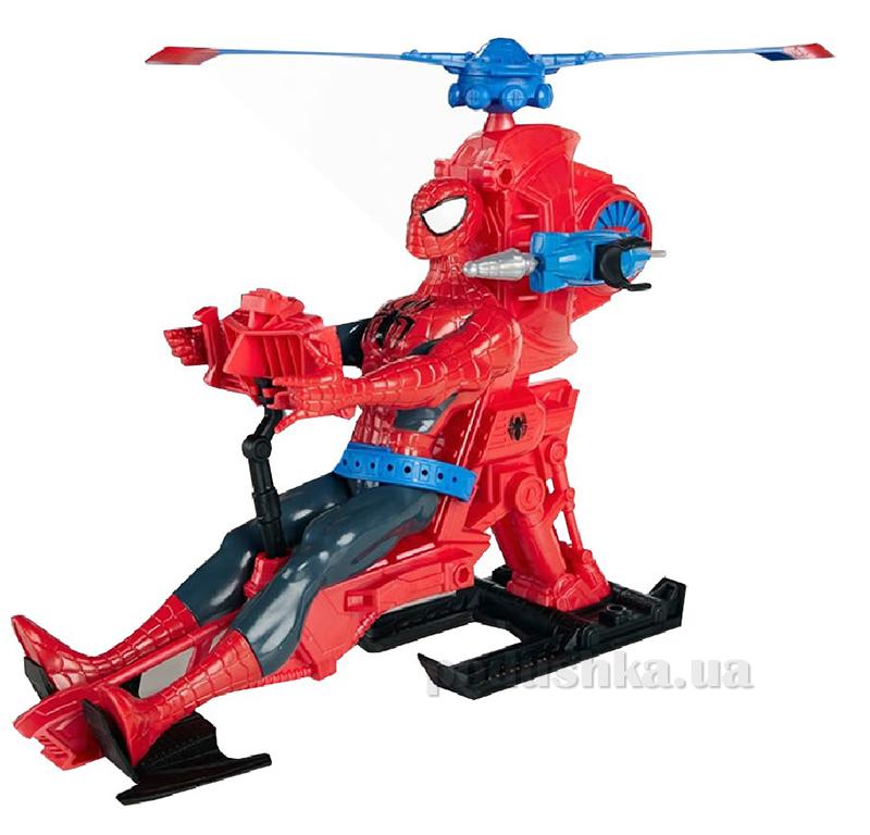 Фигурка серии Титаны: Человек-Паук на транспортном средстве AKT-A6747