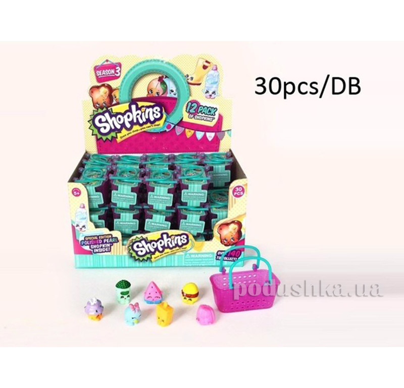 Фигурка Shopkins Jambo DB003F