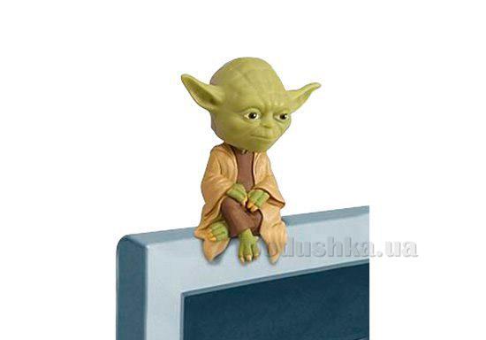 Фигурка Yoda Computer Sitter Bobble Head Йода который сидит и кивает Funko