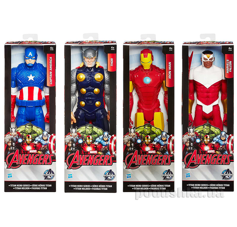 Фигурки Мстители в ассортименте AVN Hasbro AKT-B0434
