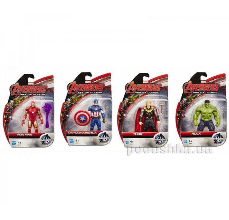Фигурки Мстители в ассортименте AVN Hasbro AKT-B0437