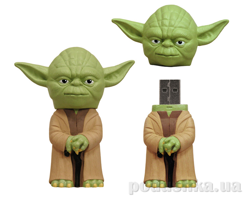 Флешка Star Wars 8GB USB Drive Йода Tyme Machines
