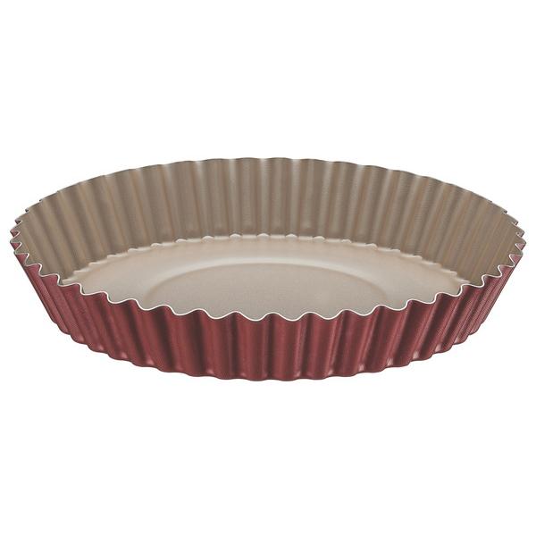 Форма для пирога металлическая Tramontina Brasil 26 см круглая 20056/726