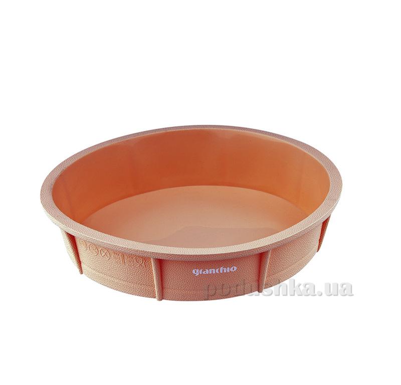 Форма для выпечки силиконовая Granchio 88431
