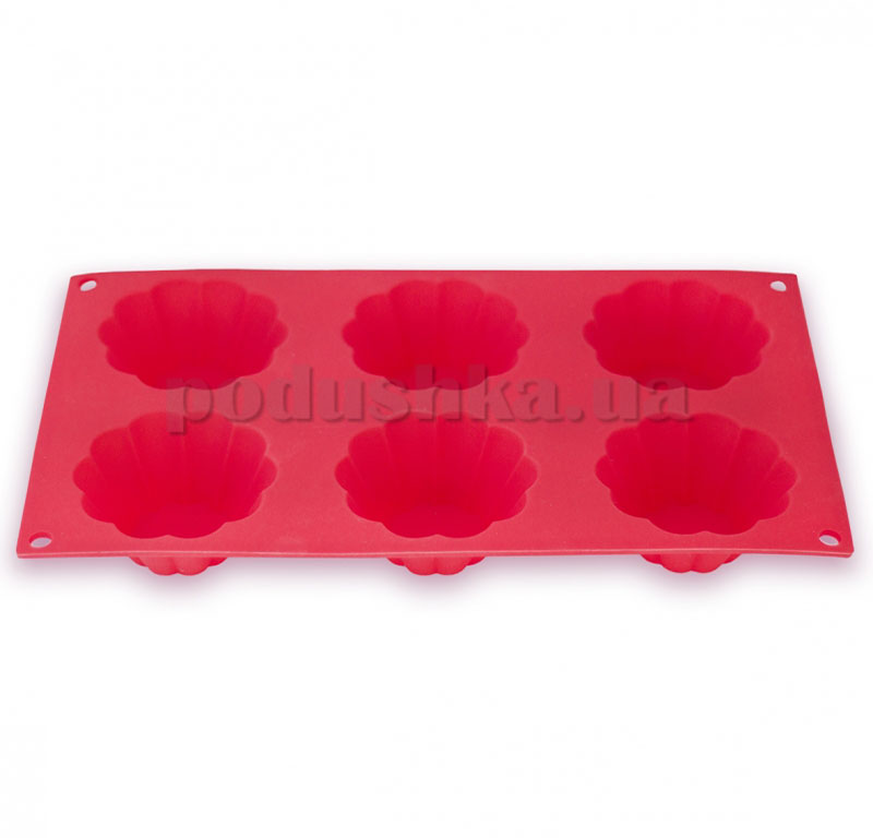 Форма для выпечки силиконовая Kamille 7730