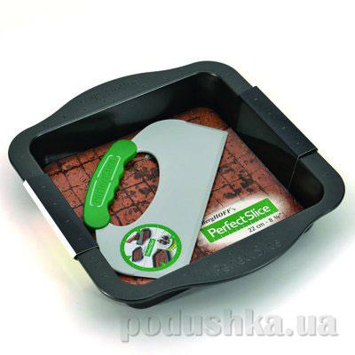 Форма для выпекания кексов Berghoff квадратная 1100053   BergHOFF