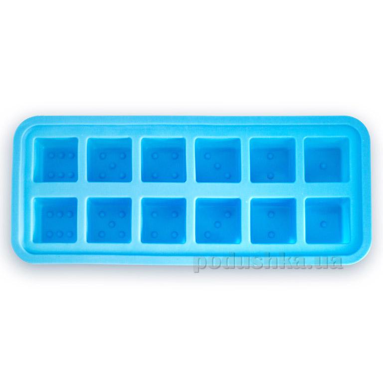 Форма силиконовая для льда Kamille 7741