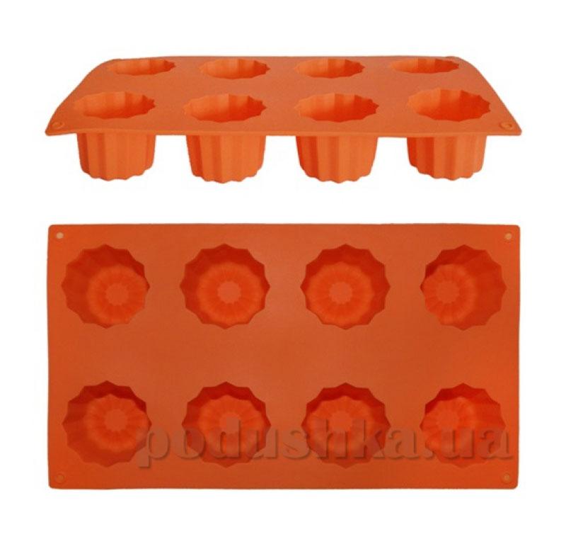 Форма силиконовая для выпечки Kamille 7722