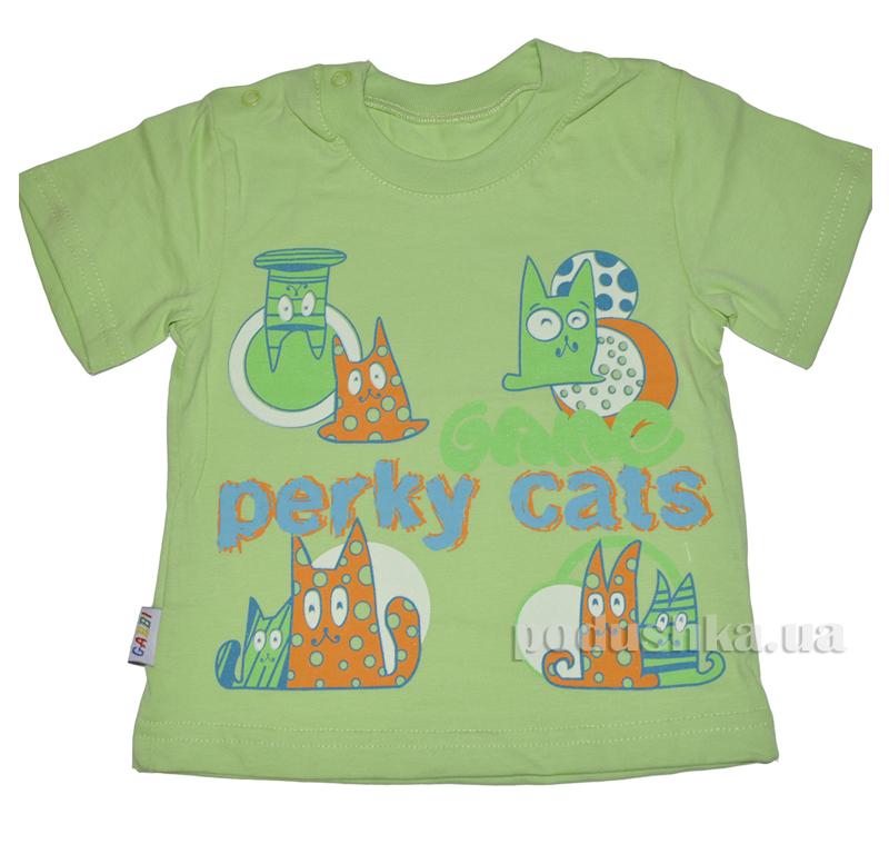 Фуфайка Веселые коты Габби 00564