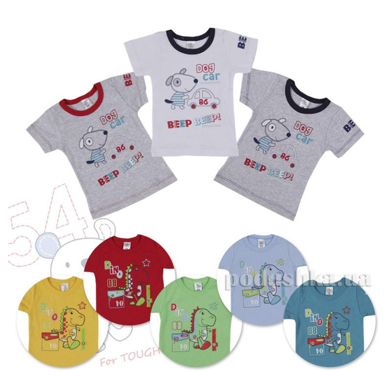 Футболка детская Фламинго 624-1006