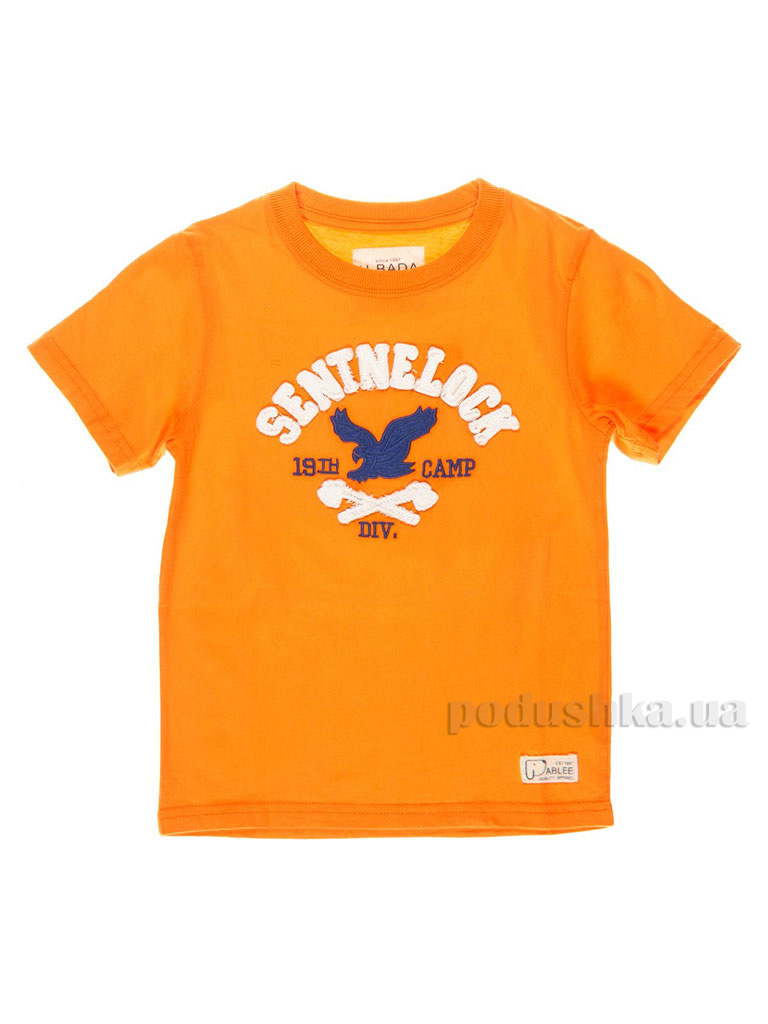 Футболка детская U-Bada А05-10 оранжевая