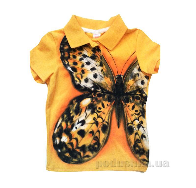 Футболка для девочки Бабочка Gloria Jeans 59088