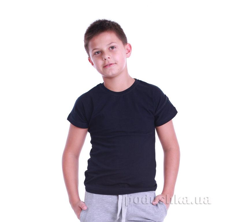 Футболка для мальчика Димакс Ф 3 синяя
