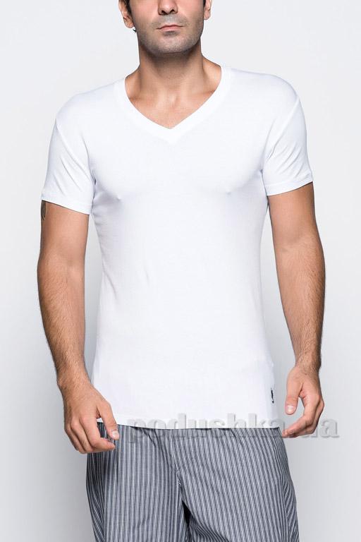 Футболка мужская U.S. Polo Assn 80081 белая