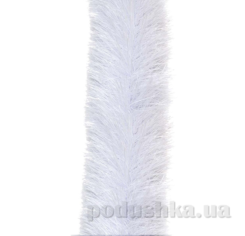 Гирлянда 100 белая-матовая для декора Новогодько 980106