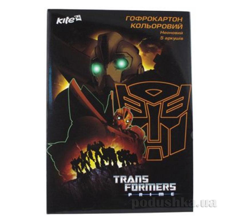 Гофрокартон цветной Transformers TF13-257К