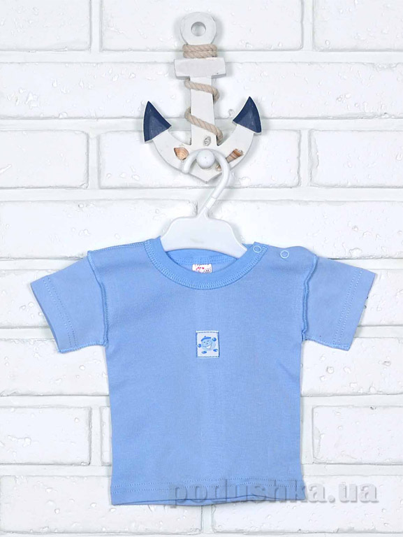Футболка Татошка 06601 голубая