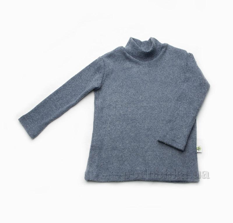 Гольф для мальчика утепленный Модный карапуз 03-00625 Деним
