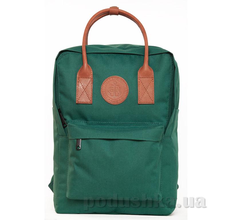 Городской рюкзак Том Коллинз Gin зеленый