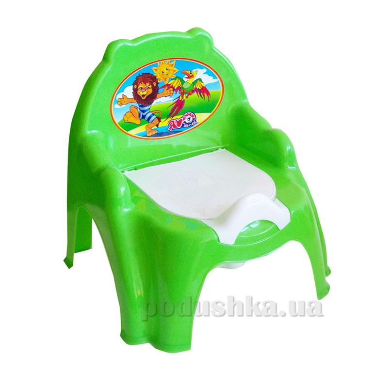 Горшок-кресло для ребенка Технок 3244