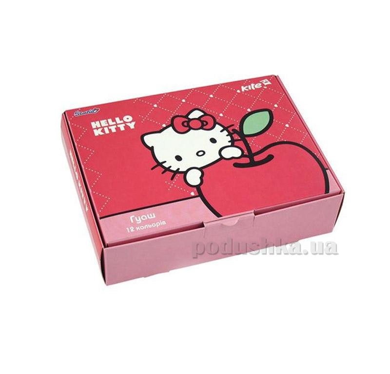 Гуашь для рисования Kite Hello Kitty HK13-063K