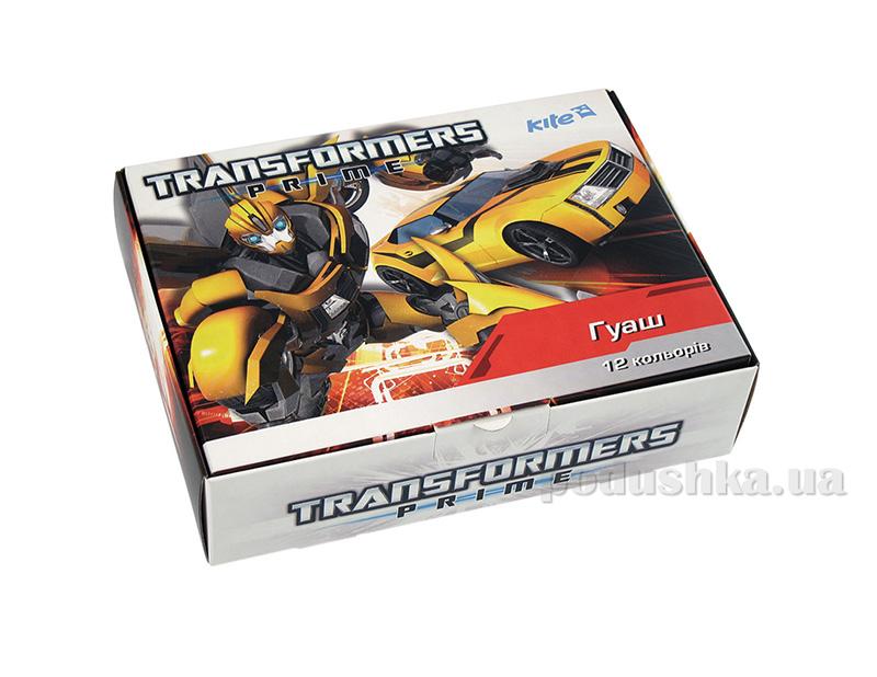 Гуашь для рисования Kite Transformers TF13-063K
