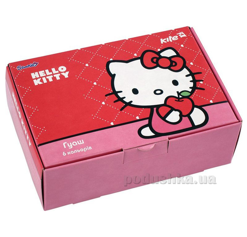 Гуашь для рисования Милая кошечка Kite HK13-062K
