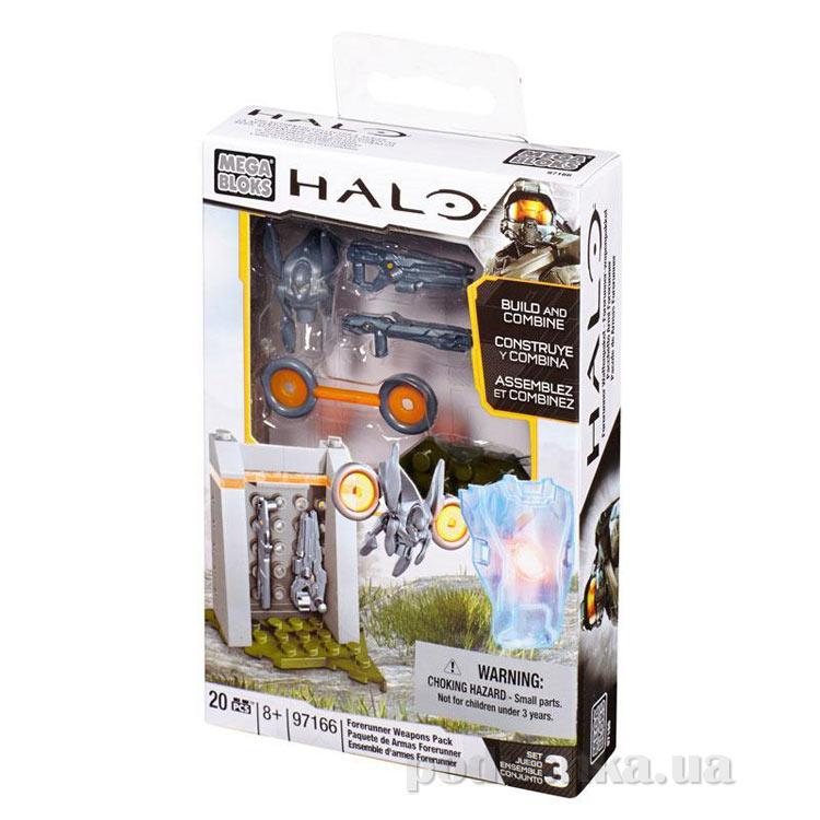Halo Набор конструктора Оружие предтечи 97166 Mega Bloks