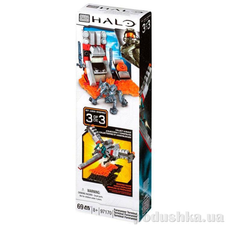 Halo Набор конструктора Терминал предтечи Ковенанта 97170 Mega Bloks