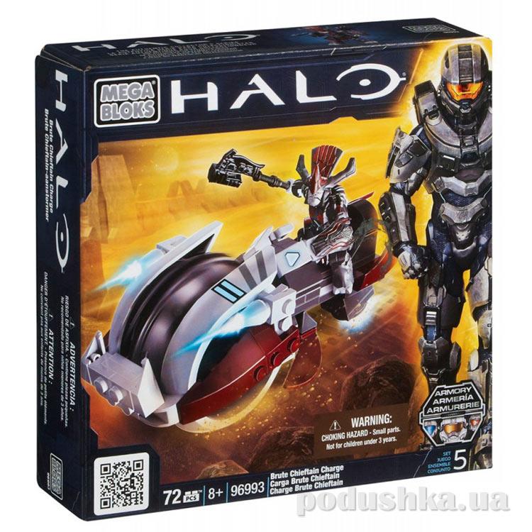 Halo Набор конструктора Вождь Ковенант 96993 Mega Bloks