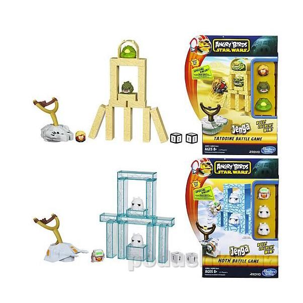 Игра Angry Birds SW Jenga Сражение в ассортименте 4 вида