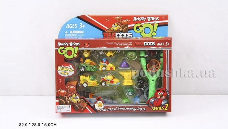 Игра детская Злые птицы Jambo 889-16