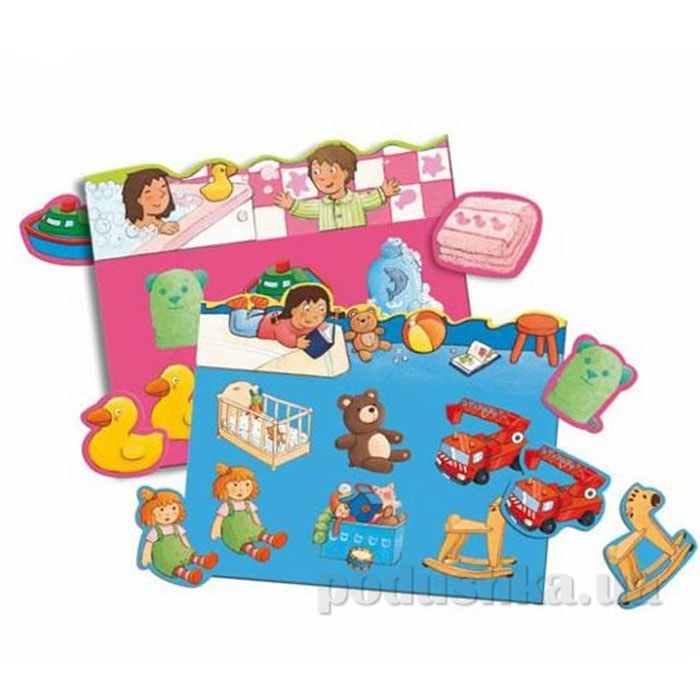 Игра детское лото Дом DJ08121 DJECO