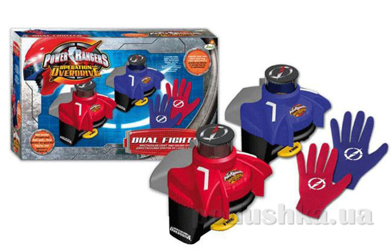 Игра для 2-х борцов Power Rangers IMC