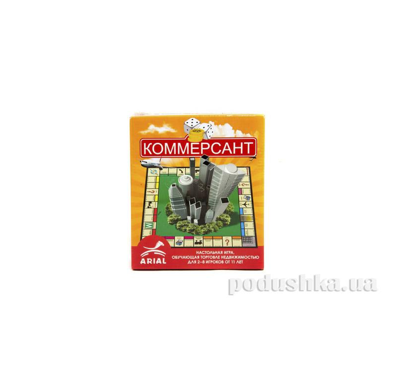 Игра настольная  Коммерсант Arial 06911036