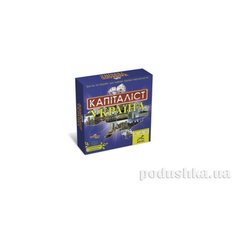 Игра настольная Капиталист Украина Arial 06910824