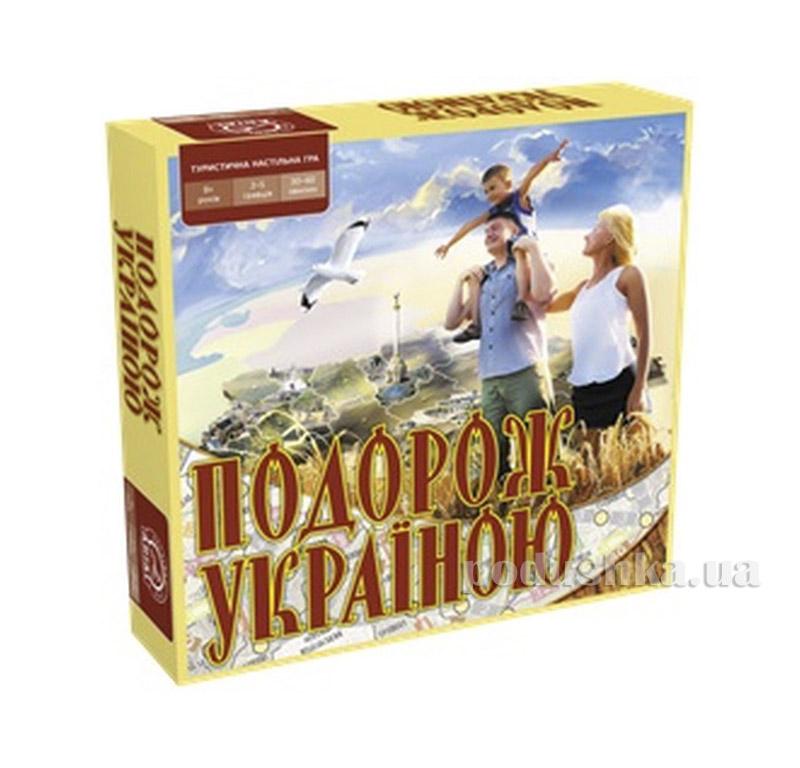 Игра настольная Путешествие по Украине Arial 06016368